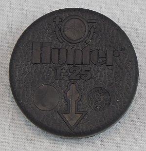 Beregnungsparadies Gummikappe für Hunter I-20, I-25, PGJ, PGP (I-25)