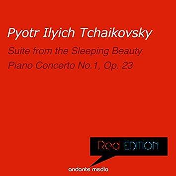 Red Edition - Tchaikovsky: Italian Capriccio, Op. 45 & Piano Concerto No.1, Op. 23