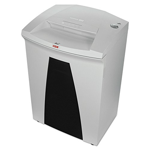 Best Review Of HSM1843 - HSM SECURIO B34c Cross-Cut Shredder