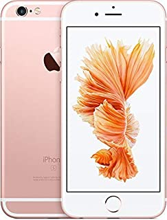 Apple iPhone 6s Plus Apple iPhone 6S Plus with FaceTime - 32GB, 4G LTE, Rose Gold - Rose Gold (Pack of1)