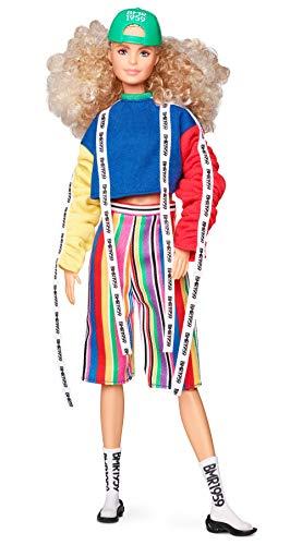 Barbie BMR 1959 Muñeca Rubia, look Bambas-Calcetines (Mattel GHT92) , color/modelo surtido