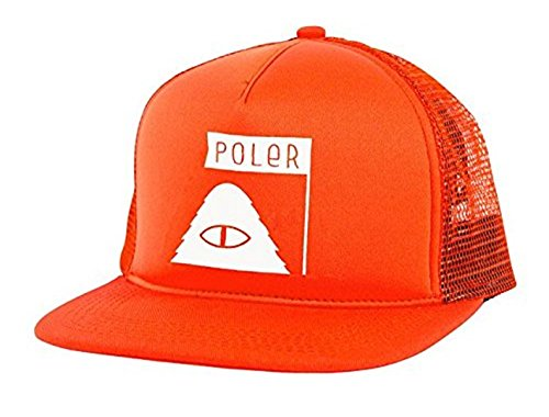 Poler Summit Trucker Hat Cap Burnt Orange キャップ 並行輸入品