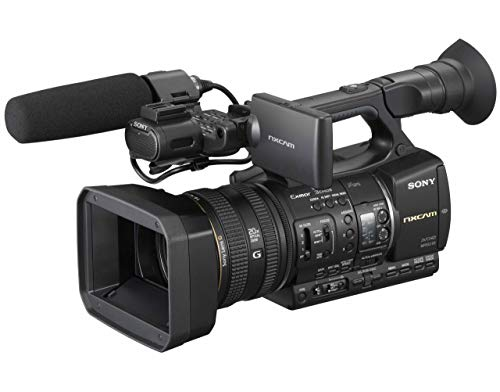 Buy Discount Sony HXR-NX5R NXCAM Professional Camcorder with Built-In LED Light (Renewed)