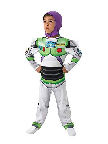 DISBACANAL Disfraz Buzz Lightyear para niño - -, 5-6 años