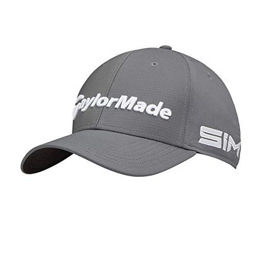 TaylorMade Tour Radar Tapa, Hombre, Gris Oscuro, Talla única