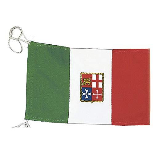OSCULATI Bandiera Italia Marina Mercantile 20 x 30 cm
