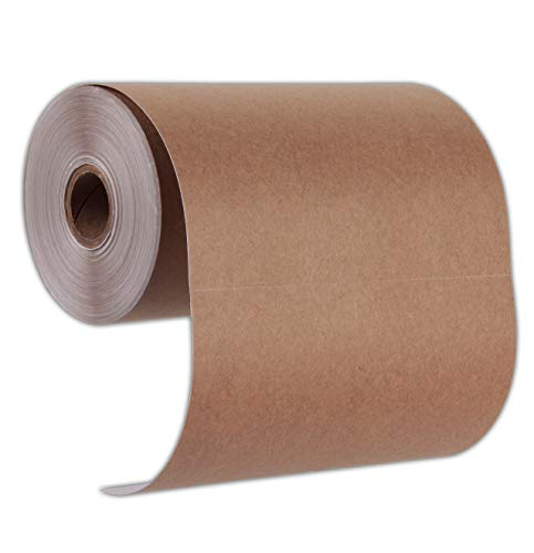 Kraft 4 X 6 Stickers 250 Labels for Packages, Cover Up Labels, Decoration and Crafts (6 Rolls)