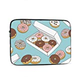 Accesorios Mac Book Delicious Postre Chocolate Donut Macbook Pro 15 Estuche Multicolor