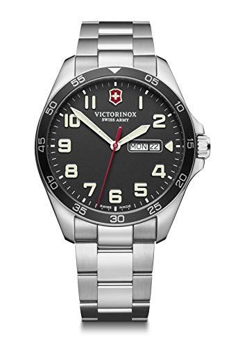 Relógio Victorinox Masculino Preto - Fieldforce - 241849