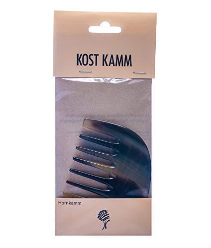 Kost Kamm Horn Lockenkamm 10 cm