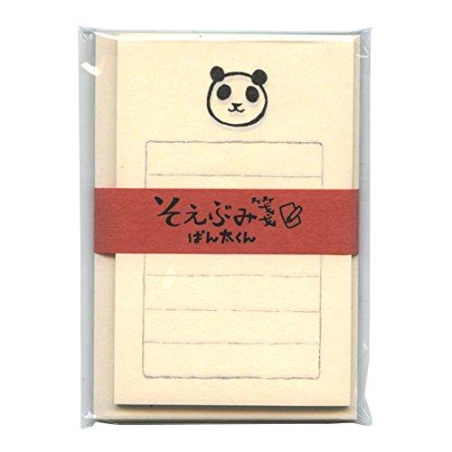 そえぶみ箋 【ぱん太くん】 LH84