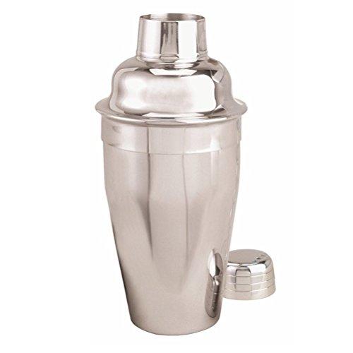 ArturoLudwig 500ml Shaker per Cocktail in Acciaio Inox by