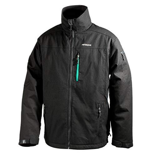 Hitachi Thermo Jacke UJ18DSL W5 Größe XL mit BSL18UA, grün schwarz 0