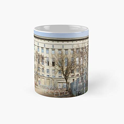 Berghain Classic Mug Best Gift Funny Coffee Mugs 11 Oz