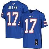 Outerstuff Youth Josh Allen Royal Buffalo Bills Replica Player Jersey