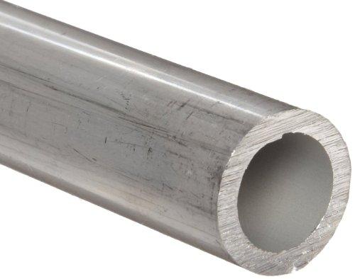 Aluminum 2024-T3 Seamless Round Tubing, WW-T 700/3, 3/8
