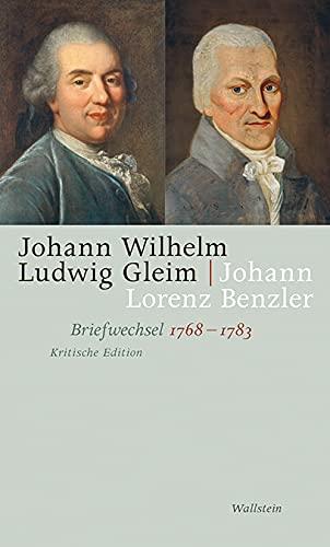 Briefwechsel 1768-1783: Kritische Edition