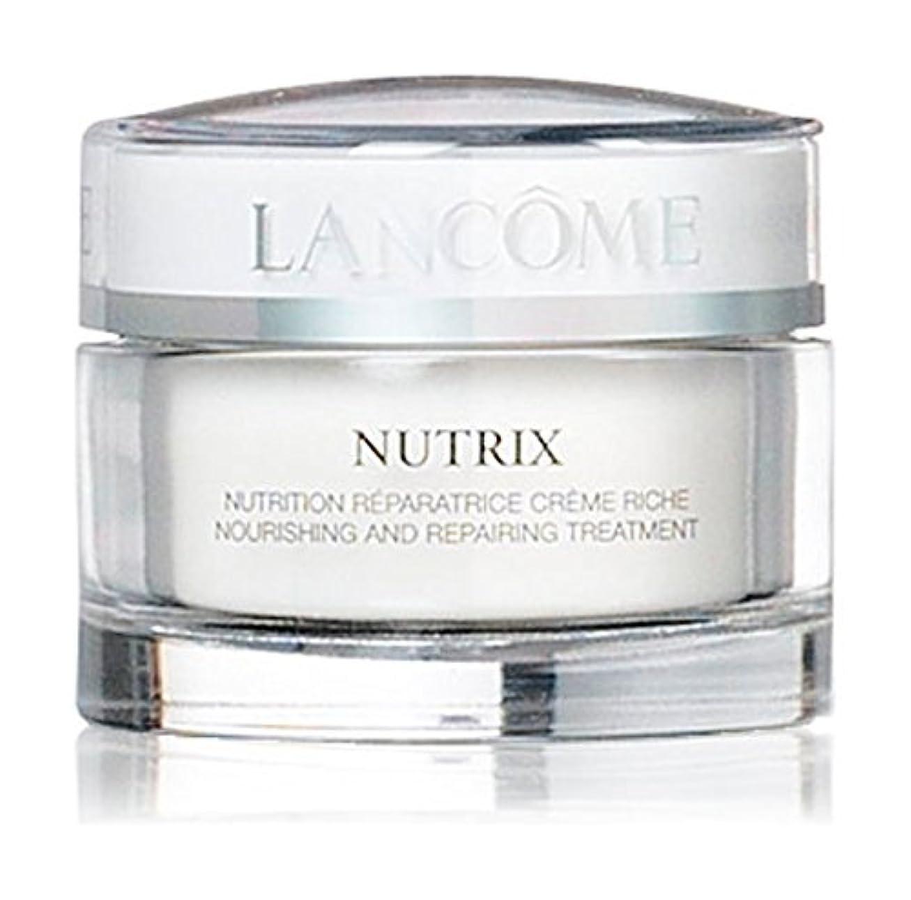 ペンストリップ徒歩でランコム Nutrix Nourishing And Repairing Treatment Rich Cream - For Very Dry, Sensitive Or Irritated Skin 50ml/1.7oz並行輸入品