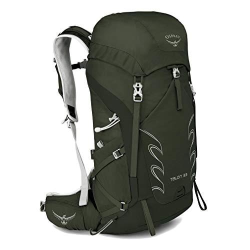 Osprey Talon 33 litros Daysack (M/L), Verde Oscuro, M/L