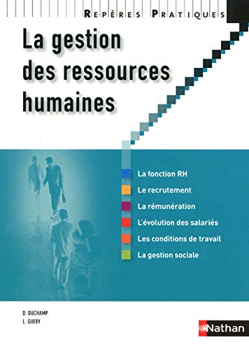 GESTION RESSOURCES HUMAINES 11