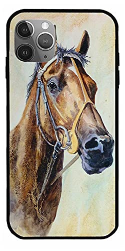Pretty Schleich Horse Funny Brave Animal Men Running Man Carcasa de teléfono Negra TPU para iPhone Samsung Xiaomi Redmi Note 10 Pro/Note 9/Poco M3 Pro/Note 8/Poco X3 Pro Funda