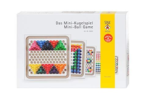 SINA Spielzeug 35003 Mini-Kugelspiel