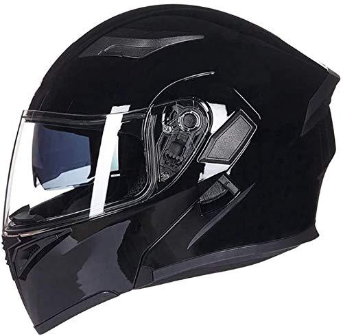 EBAYIN Klapphelme Integralhelme Motorradhelm DOT/ECE-zertifizierter...