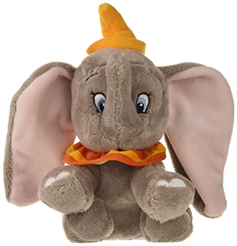 Famosa Softies- Dumbo Peluche Infantil en Forma de Elefante
