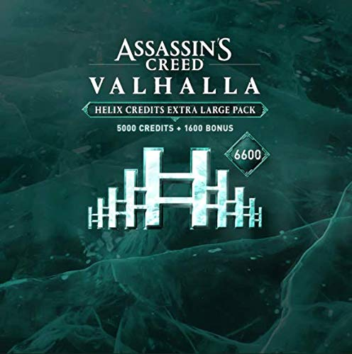 Assassin's Creed Valhalla - 6,600 Helix Credits | PS4 Download Code - österreichisches Konto