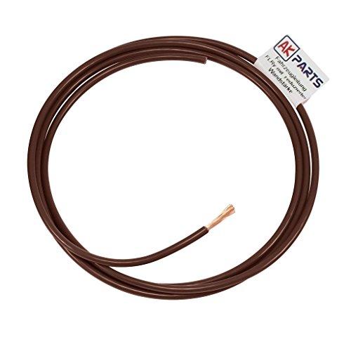 AK-Parts Fahrzeugleitung FLRY 2 Ringe Set 2,50 mm/² 15 Meter