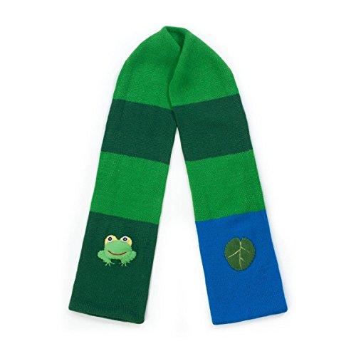Kidorable - Echarpe - Bébé (garçon) 0 à 24 Mois Vert Frog