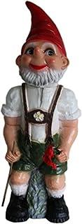 Plain Gnomes Garden Gnome Bavarian Large Plastic