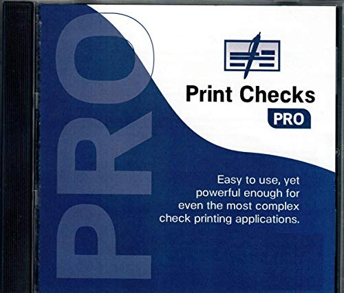 Print Checks Pro - Check Printing Software for Windows 10