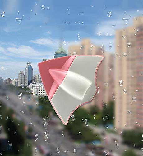 LZH FILTER Magnétique Double Face Nettoyant pour Vitres, Essuie-Glace Brosses de Surface de Cuisine, pour Le Verre Monocouche (3-8 mm)