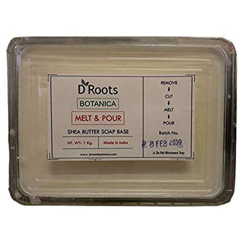 Roots D Botanica Shea Butter Soap Base
