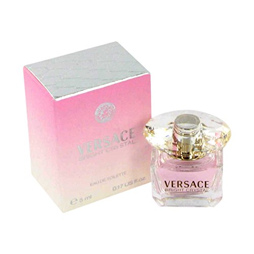 VERSACE BRIGHT CRYSTAL by Gianni Versace (WOMEN) VERSACE BRIGHT CRYSTAL-EDT .17 OZ MINI