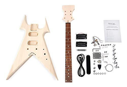 Rocktile DIY ZW Bausatz E-Gitarre (