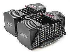 Power Block Pro 50 Adjustable Dumbbells