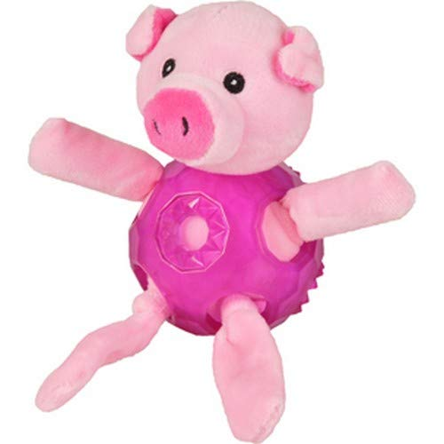 Flamingo Hs Fat 518199 - Rivestimento per materasso, con rametto rosa, 18 cm