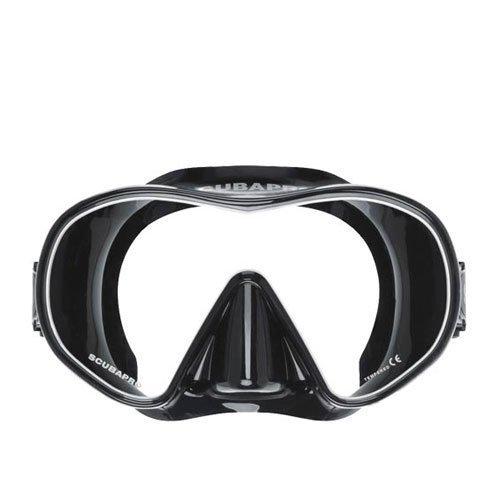 ScubaPro Solo Scuba Snorkeling Dive Mask, BK by Scubapro
