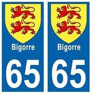 droits Roumanie Rom/ânia europe autocollant plaque