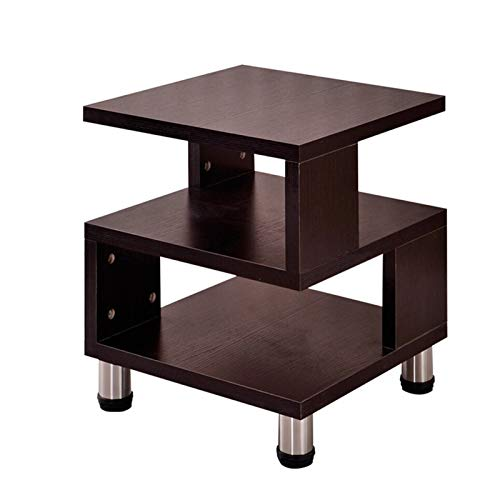 KGDC Tavolini Bassi Tavolino Elegante e Semplice tavolino Quadrato Piccolo tavolino da tavolino da tavola per la casa tavolino Multicolore Opzionale Tavolini da Caffé (Color : C)