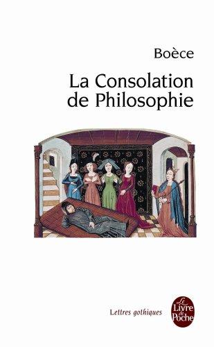 La Consolation de Philosophie
