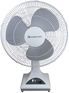 Best comfort zone 16 inch oscillating table fan Reviews