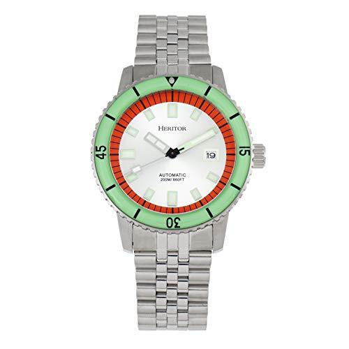 HERITOR -  -Armbanduhr- HERHR9101