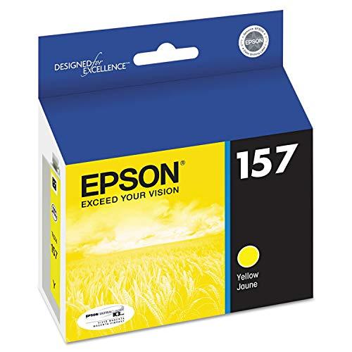 Epson 157 Yellow UltraChrome K3 Ink Cartridge