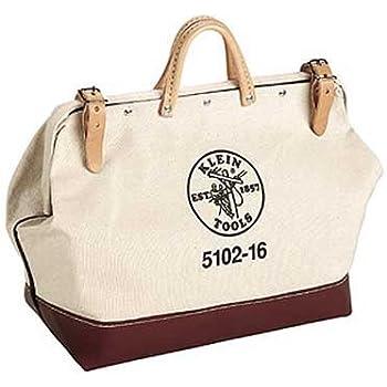 クライン ツールバッグ 12インチ ナチュラルキャンバス製 KL5102-12