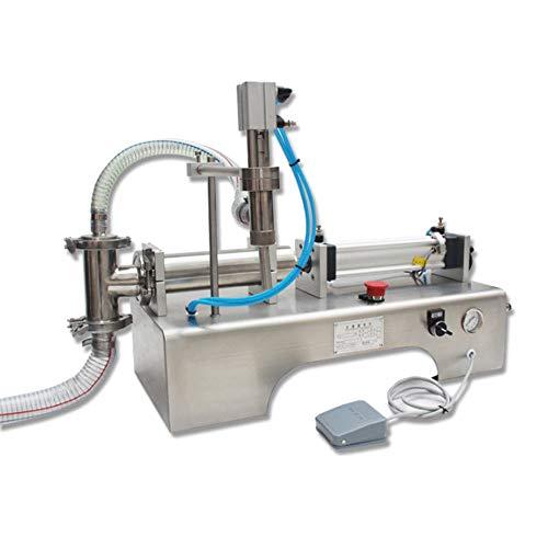 OUKANING Abfüllgerät Pneumatische Füllmaschine Für Shampoo,Öl,Wasser,Parfüm,100-1000ML