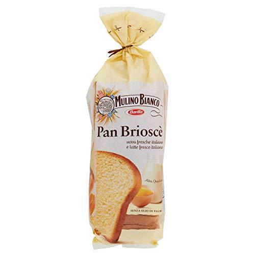 Mulino Bianco Pan Brioscè, 400g