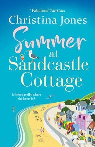 Summer at Sandcastle Cottage cover art
